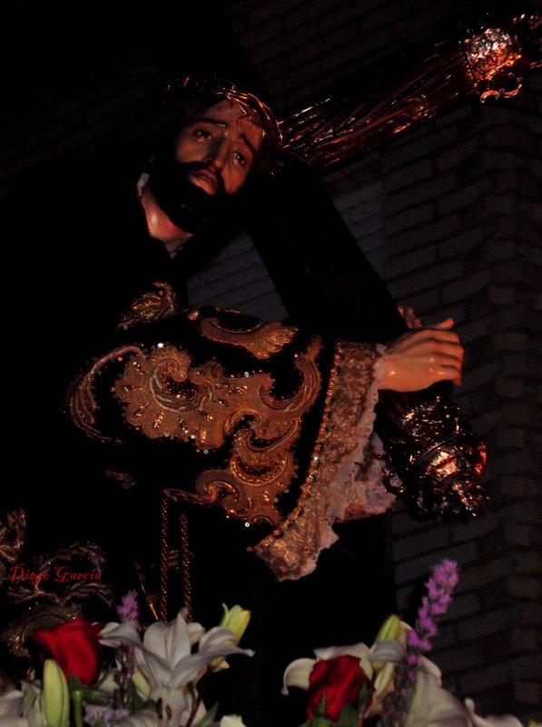 PADRE JESUS NAZARENO SEMANA SANTA DE CUEVAS DEL ALMANZORA -ALMERIA