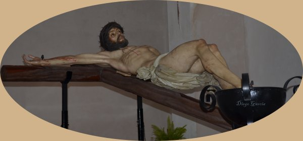 CRISTO DEL PERDON(SEMANA SANTA DE CUEVAS DEL ALMANZORA -ALMERIA)