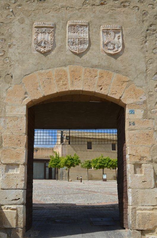 Visita al castillo del marques de los velez 1
