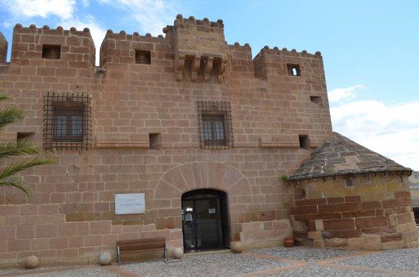 Visita castillo del marques de los velez 2