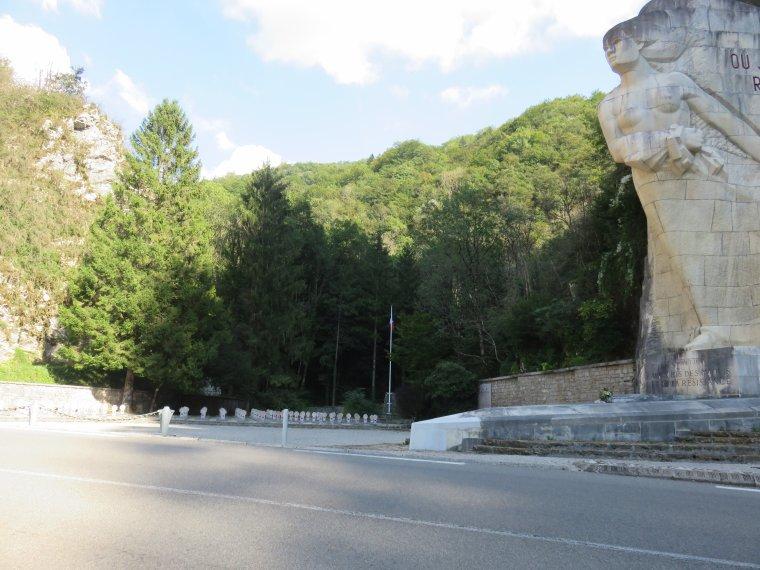 Monument des Maquis de l'Ain et du Haut Jura