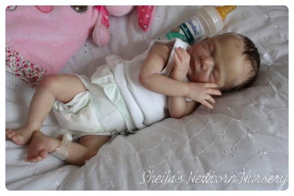 Mini reborn Stella réserver