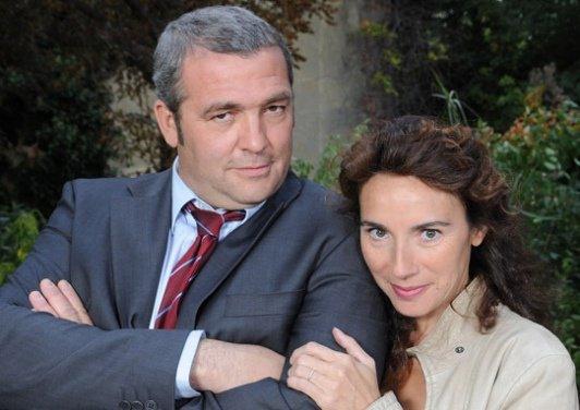 Serge et Diane Carro