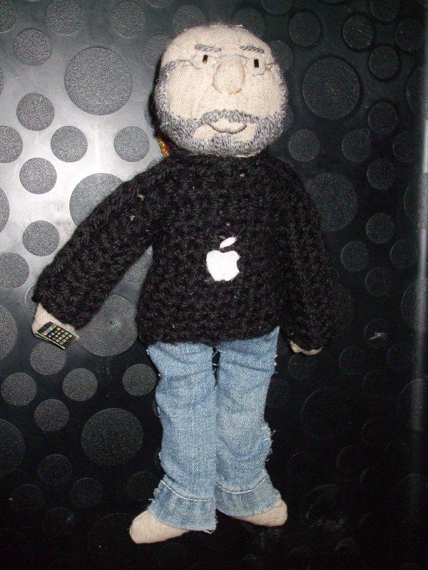 397 Hommage à Steve Jobs.