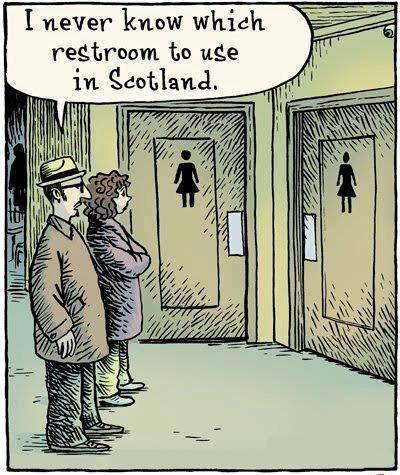 557 WC écossais.