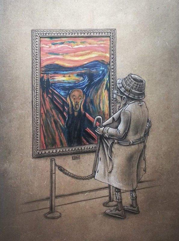 727 Dare-dare, l'histoire d'une oeuvre d'art !