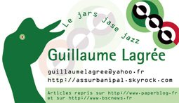 Le Jars jase Jazz