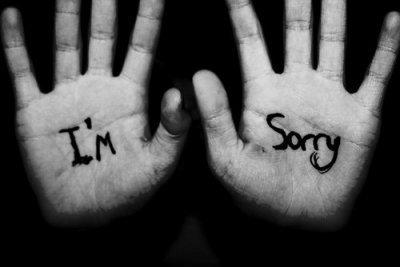 """""""En amour on pardonne mais on oublie jamais"""""""