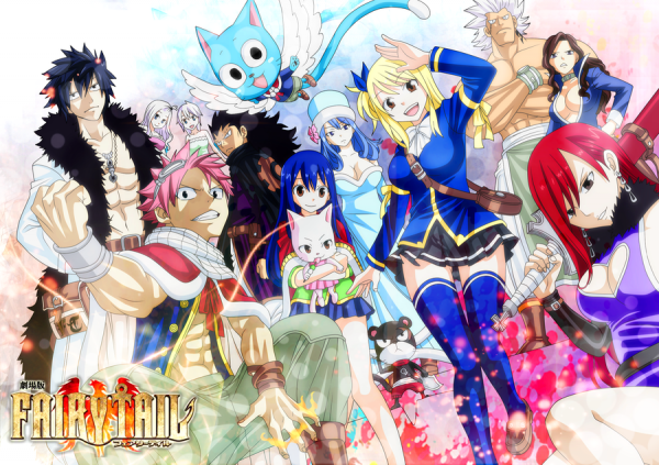 Fairy Tail *o*
