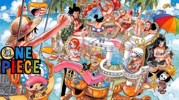 One Piece ♥v♥