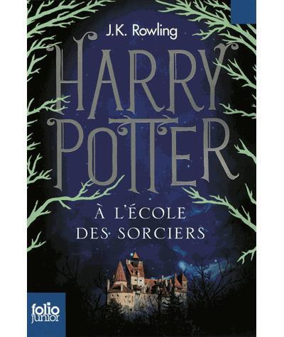 Harry Potter à l'école des sorciers T1