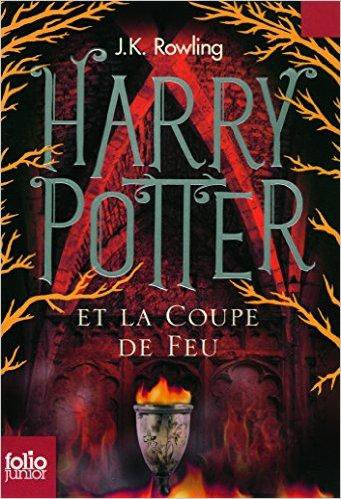Harry Potter et la coupe de feu T4