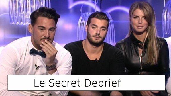 Secret Story 9 - Debrief du prime : Nicolas privé de parole, Rémi complice des jumeaux et Vanessa éliminée !