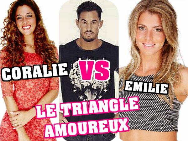 Secret Story 9 - Emilie et Rémi de plus en plus proche, Coralie voit rouge !