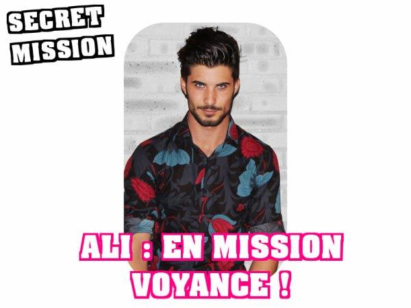 """Secret Story 9 - Ali en mission """"Médium"""", la tâche s'avère compliquée !"""