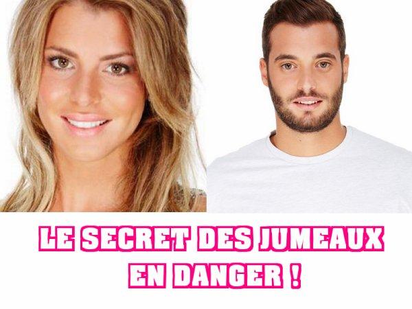 Secret Story 9 - Le secret des jumeaux en danger, Mélanie à leur trousses !