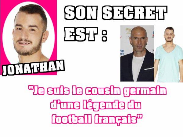 Secret Story 9 - Découvrez le secret de Jonathan, le jeune papa poule à l'accent chantant !