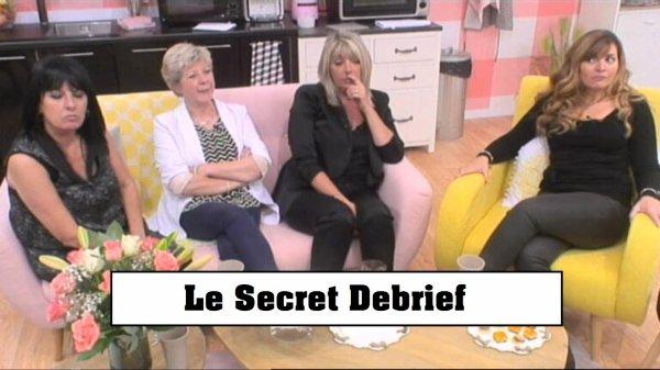 Secret Story 9 - Debrief du prime : Les mamans débarquent dans la maison des secrets, Karisma se venge d'Ali, Rémi rencontre sa future belle-maman, Arthur éliminé !