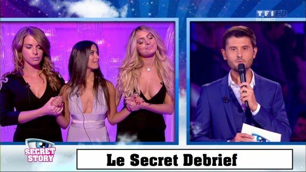 """Secret Story 9 - Le Debrief du prime : Rémi face aux vérités de ses proches, Coralie-Loic en mission """"séduction"""" et Alia éliminée !"""