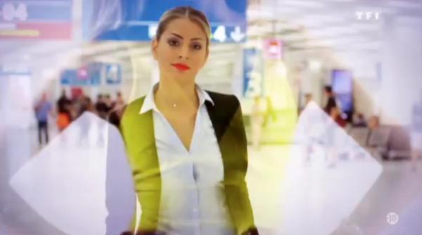 Secret Story 9 - Mélanie a dû renoncer à son emploi d'hôtesse de l'air pour participer à l'émission