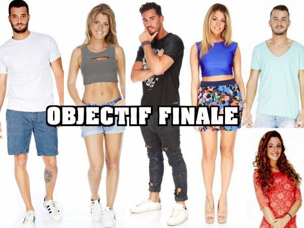 Secret Story 9 - Objectif Finale : Faites vos choix ! (1er SONDAGE)