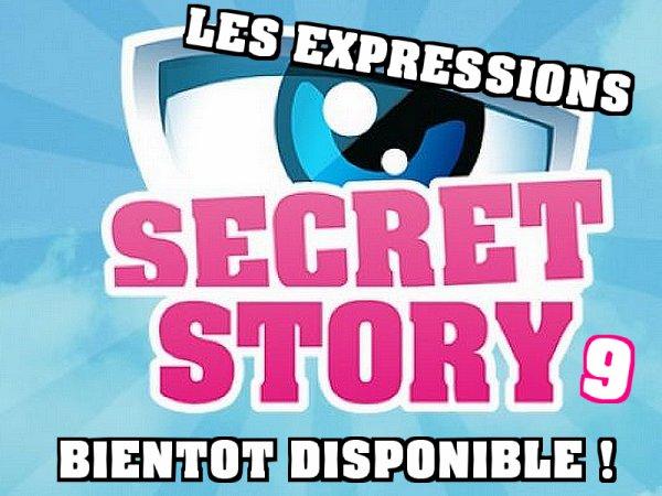 Secret Story 9 : Les expressions cultes des habitants, mis à l'honneur ! (BIENTOT SUR LE BLOG)
