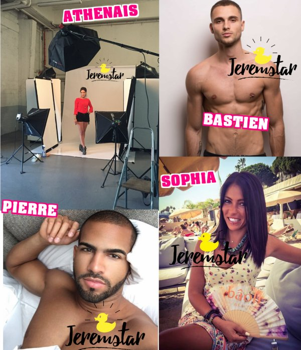 Secret Story 10 : Jeremstar dévoile l'identité de quatre nouveaux candidats !
