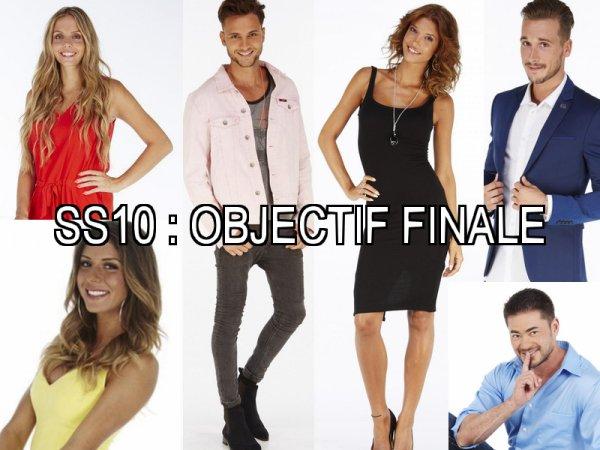 Secret Story 10 - Objectif finale : Faites vos choix (1er SONDAGE)