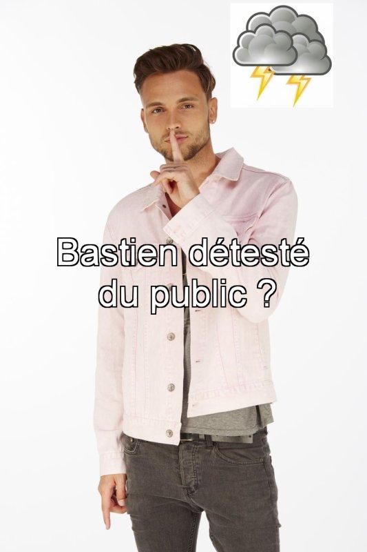 Secret Story 10 : La vulgarité et l'égocentrisme de Bastien outre les Twittos !