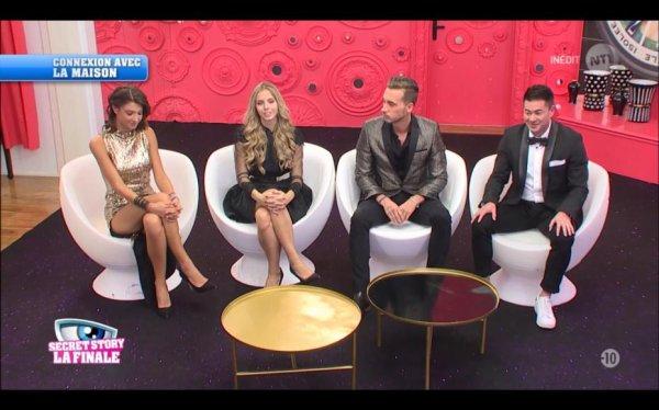 Secret Story 10 : Quels sont les projets de Julien (vainqueur), Thomas, Mélanie et Anais ?