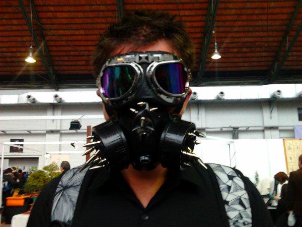 Moi à la Japan Expo 2012