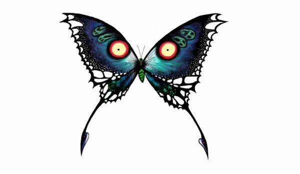 Nightmare Butterfly
