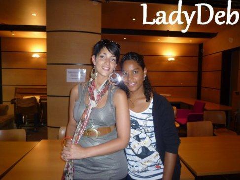 Sheryfa Luna & Moi
