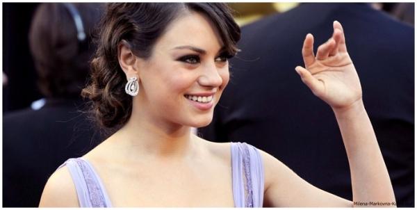 Flashback  27/02/11 - Mila lors de la 83ème cérémonie des Oscars. Je trouve Mila sublime dans cette robe signée Elie Saab!