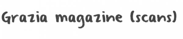 """. Mila Kunis Friends with Benefits Make up tutorial. Découvrez une vidéo fort sympathique de la talentueuse Nicola Chapman (pixiwoo) reproduisant le maquillage que porte Mila dans le film """"Sexe entre amis"""". Enjoy ;)  . Découvrez ou re-découvrez un article sur le phénomène des """"Sexfriends"""" parut dans la magazine Grazia de cette semaine.  (septembre 2011) Une fois de plus,cet article à été scanné par mes soins,crédites si tu le prends.  ."""