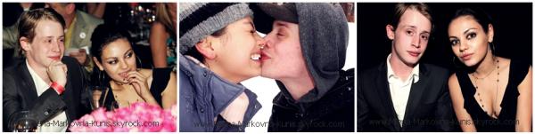. DIVERS : Petit zoom sur la relation de Mila avec l'acteur Macaulay Culkin..