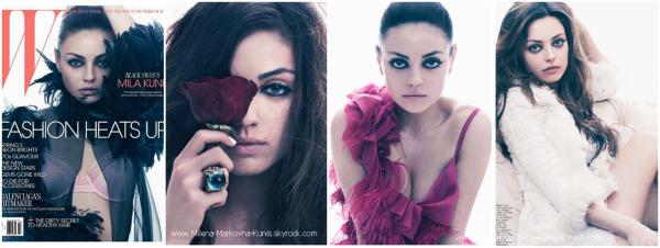 . DIVERS : Les plus beaux shoots de cette année 2011..