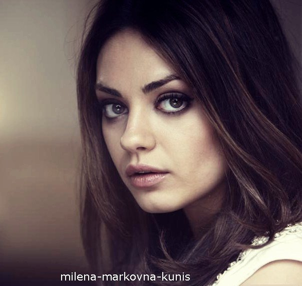 • Ta source sur l'actualité de la belle Mila Kunis.
