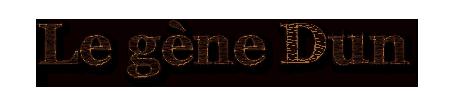 Robe : le gène Dun