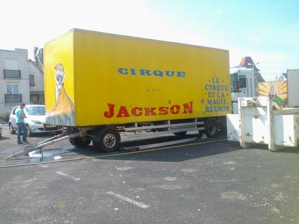 *Cirque Jackson*