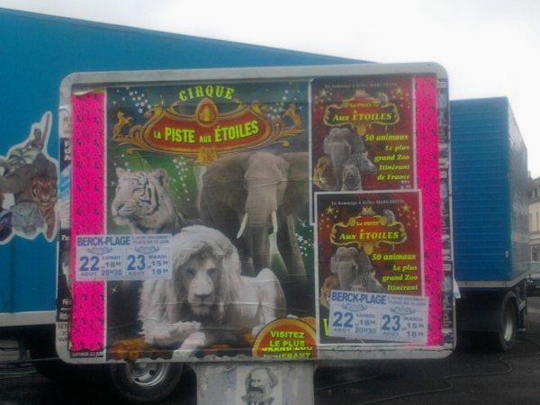 *Cirque La Piste Aux Etoiles*