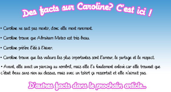 Ma page facebook - Mon Youtube - Site officiel de C. - Forum officiel de C. - Facebook officiel de C. - Twitter officiel de C.