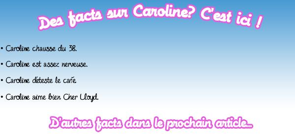 Ma page facebook - Mon Youtube - Site officiel de C. - Forum officiel de C. - Facebook officiel de C. - Twitter officiel de C.