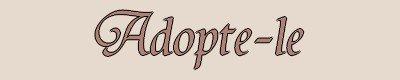 Adopte-le