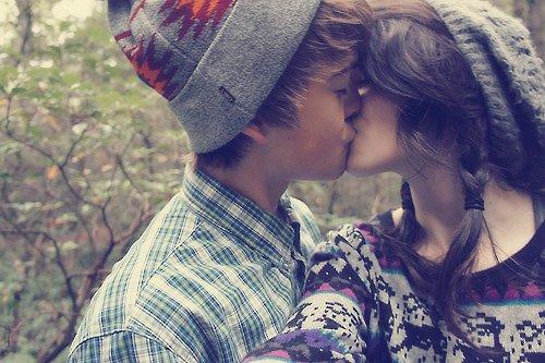 Quand on a trouvé le grand amour on ne le lâche plus, même lorsque l'objet de tout vos désirs vous supplie d'abandonner.