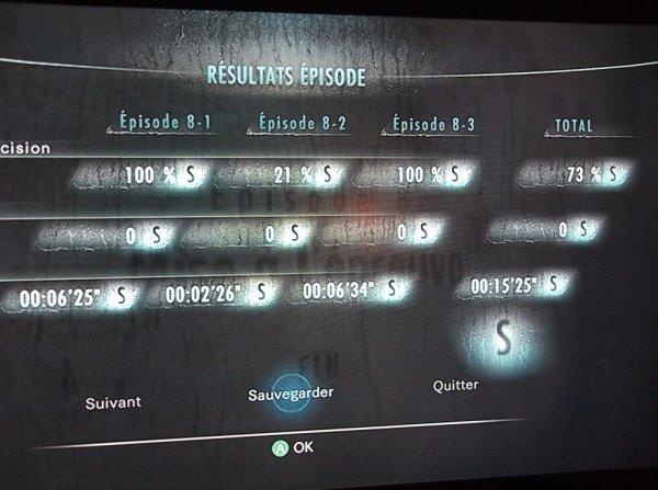 Resident Evil Révélation !