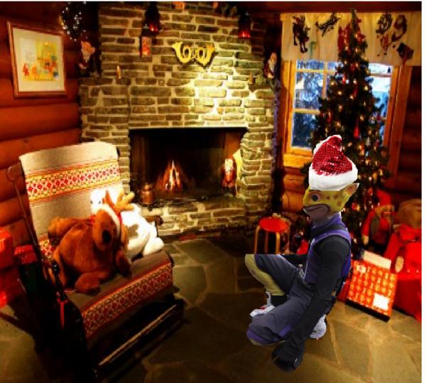 Haaz fête Noel