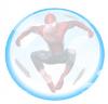 Argyroneta: Un homme-araignée dans sa bulle