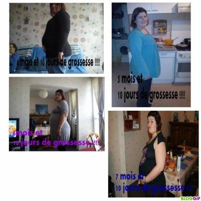 7 mois et demi de grossesse !!!!!!!!!!!!