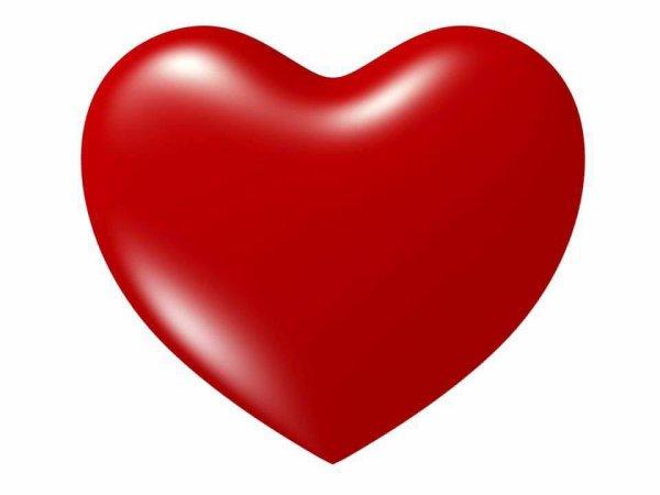 je offre se grand coeur a deux personnes qui son dans mon coeur